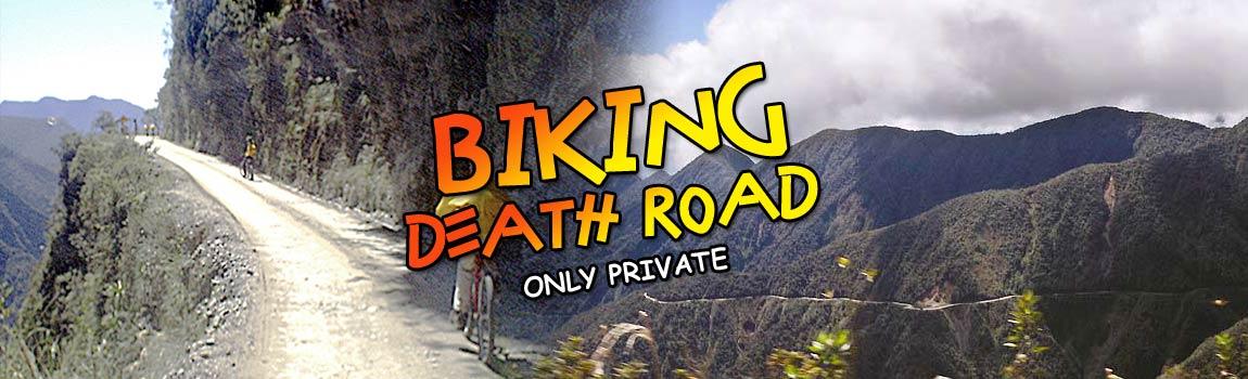 Biking Death Road Private